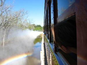 Texas Steam Railway