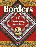 Borders & Finishing Touches, Vol. 2