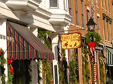 galena holiday decorations