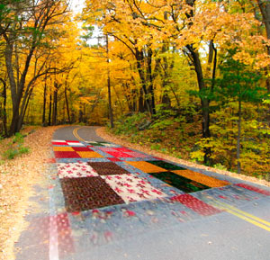 quilting pathways scenic drive