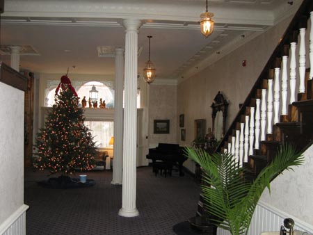 St James Hotel Holiday Season Red Wing Minnesota