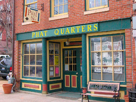 phat quarter quilt shop