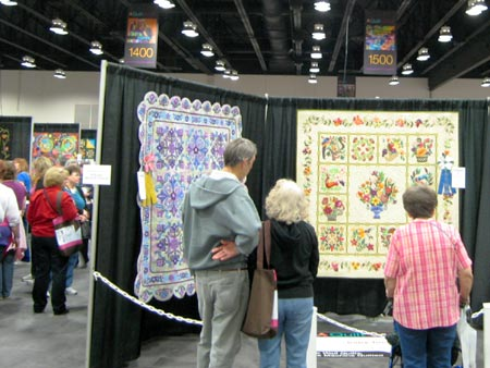 Quilt Shows & Events | September - December : aqs quilt show paducah - Adamdwight.com